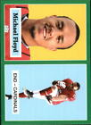 2012 Topps Football 1957 Rookies Green Guide 46