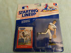 1988 Starting Lineup Mike Dunne Pittsburgh Pirates Figure & Card