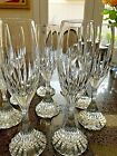 Baccarat Massena Champagne Flute Perfect Condition MINT SOLD INDIVIDUALLY