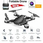 HJ28 Large Foldable WIFI GPS FPV RC Quadcopter 1080P HD Camera Remote Drone US