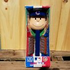 GIANT PEZ CHARLIE BROWN CHICAGO CUBS MLB CANDY ROLL DISPENSER NIB