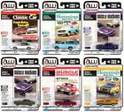 Auto World 1 64 Premium 2020 Release 4 Version A Set of 6 Diecast Cars AW64272A
