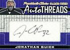 Jonathan Quick Rookie Cards and Autograph Memorabilia Guide 14