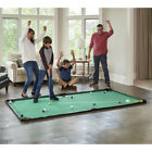 The Billiards and Miniature Golf Crossover Combo Game The Putting Pool Table