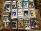 1972 Topps JULIUS ERVING Rookie PSA 7 High Grade Lot BGS Vintage Collection Rc