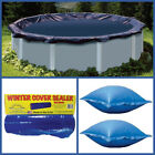 Pool Winter Closing Kit Secure your Pool with 15 Cover Sealer and Air Pillows