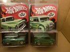 Hot Wheels 2012 Collectors Edition Mail In 55 Chevy Panel And Dairy Delivery