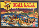 Ogallala Board Game Rare German Native American Vintage 80s