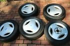 Saab 900 Classic SPG Rims with new tires