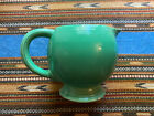 Rare Vintage 30s FIESTA light green Ice lip pitcher fiestaware homer creamer