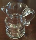 Simon Pearce Windsor Creamer Small Pitcher Excellent