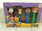NEW Collector's Disney My Friends Tigger & Pooh PEZ Darby Buster Winnie Limited