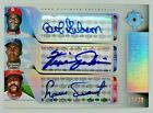 Bob Gibson Fergie Jenkins Luis Tiant 2004 Ultimate Collection Autograph 20 Auto