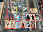 1977 Topps Star Wars Near Complete Trading Card Set Series 1-5 W Some Stickers
