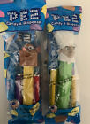 PEZ Disney Ratatouille LOT OF 2 - EMILE And CHEF SKINNER - 2007 - New In Package