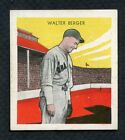 1933 Tattoo Orbit Baseball Cards 19