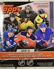 2020-21 Topps NHL Sticker Collection Hockey Cards - Checklist Added 32