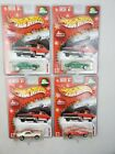 Lot 4 Hot Wheels Limited Edition Holiday Rods 1967 Camaro by Larry Woods