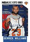 Derrick Williams Signs with Panini 12