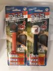 Vtg TWO NEW IN PACKAGE CLEVELAND INDIANS PEZ DISPENSERS CANDY CHIEF WAHOO TRIBE
