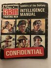 VINTAGE ACTION MAN 1960s Soldiers of the Centuary Intelligence Manual