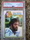 Earl Campbell Cards, Rookie Cards and Memorabilia Guide 9