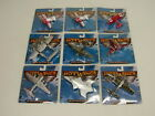 LOT 9 Just Think Toys Hot Wings Plane Brand NEW Diecast Planes SEALED FREE SHIP