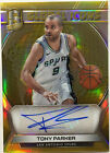 Tony Parker Cards, Rookie Cards and Autographed Memorabilia Guide 8