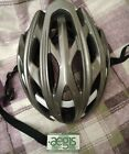 Cannondale Cypher Road Helmet Silver Black White L XL 58 62 2013