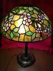 Signed Tiffany Studios Apple Blossom Table Lamp Gorgeous