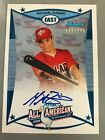 Comprehensive Guide to the Bowman AFLAC All-American Game Autographs 16