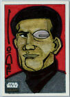 2011 Topps Star Wars Galaxy 6 Trading Cards 8