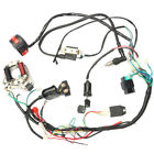 CDI ATV Electric Stator Engine Wiring Harness for 50cc 70cc 90cc 110cc 125cc