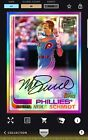 Mike Schmidt Cards, Rookie Cards and Autographed Memorabilia Guide 40