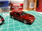 2020 Hot Wheels 92 Ford Mustang SUPER CUSTOM FOXBODY Spectraflame real riders