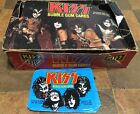 KISS Donruss 1978 Series 1 Trading Card Box Only & 1 Wrapper