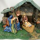Star of Hope Creche Thomas Kinkade Nativity Set Hawthorne Village Collection