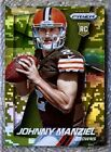 Johnny Manziel Cards, Rookie Cards, Key Early Cards and Autographed Memorabilia Guide 62
