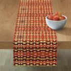 Table Runner Navaho Rug Carpet Native American American Indian Cotton Sateen