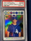 Clayton Kershaw Rookie Cards and Autograph Memorabilia Guide 37