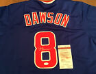 Andre Dawson Cards, Rookie Card and Autographed Memorabilia Guide 34