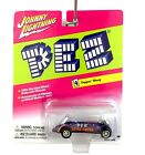 Johnny Lightning PEZ Candy Spaceman Topper Wasp Car Purple Die Cast 1/64 Scale