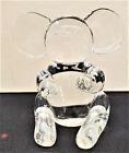 Steuben Signed Glass Crystal Koala Bear Statue Paperweight 55 In Orig Box S22