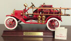 Franklin Mint 1916 Ford Model T Fire Engine Die Cast 116 Scale Model