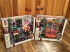 Ever After High Glass Slipper Shoe Store and Beanstalk Bakery Cafe Play Sets New