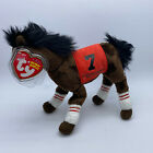 ty Beanie Baby STREET SENSE THE HORSE New with Original Tags & Case