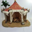 Fontanini Kings Tent Oasis Nativity Large for 5 Inch Series Plus Accessories