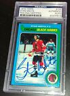 Stan Mikita Rookie Card and Autographed Memorabilia Guide 34
