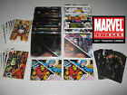 2011 Marvel Universe MASTER SET (Package 2) Base Parallel Heroes Originals+