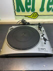 ION Portable USB Turntable Vinyl PROFILE EXPRESS TESTED WORKING NO LID UK 5D
